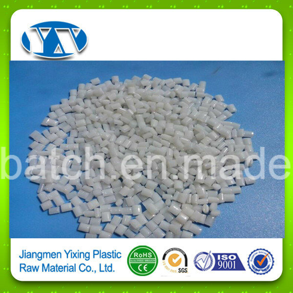 Baso4 Transparent Plastic Filler Masterbatch Manufacturer