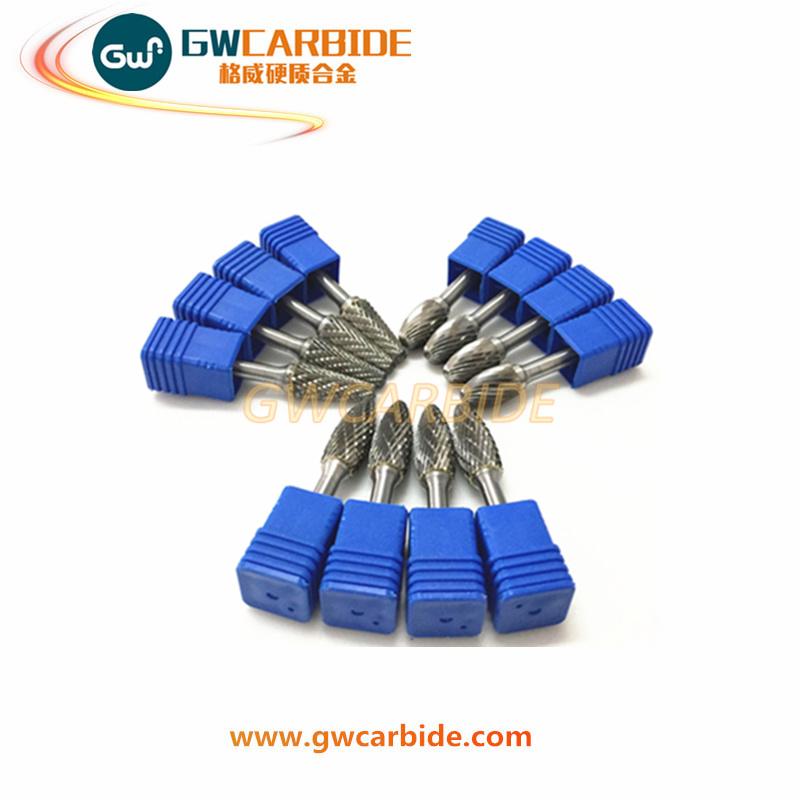 Tungsten Carbide Rotary Burrs (A-W)