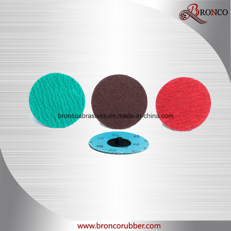 Aluminum Oxide Quick Change Disc