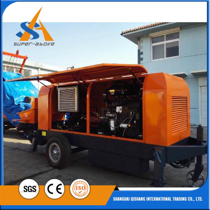 Factory Price Best Concrete Pump