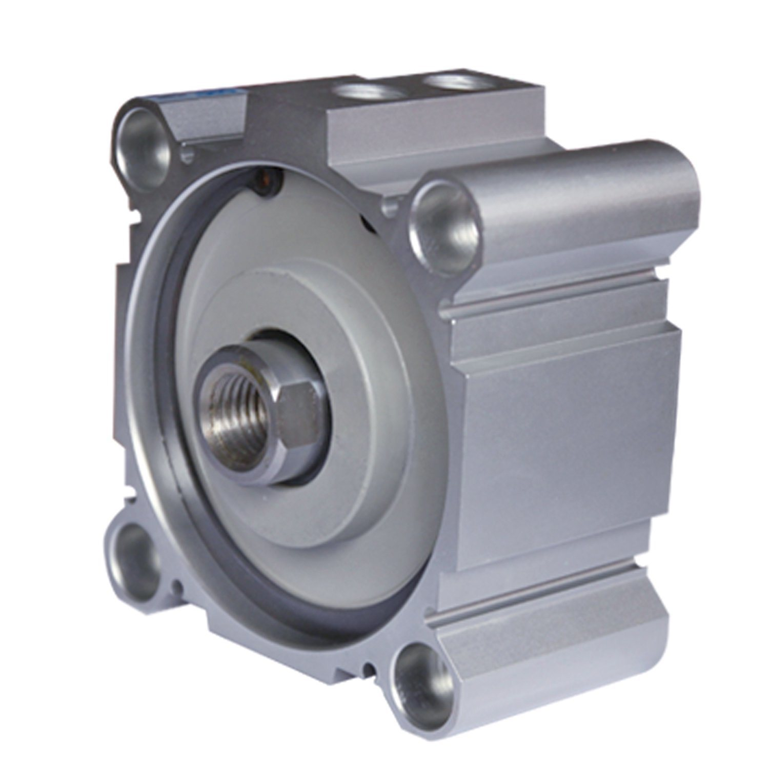 Dopow Series Cq2b100-10 Compact Cylinder Double Acting Basic Type