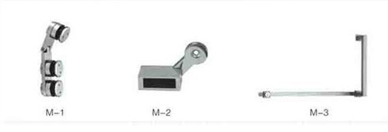 Sliding Door system Hardware