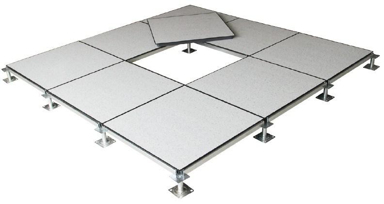 Antistatic Ceramic Raised Access Floor