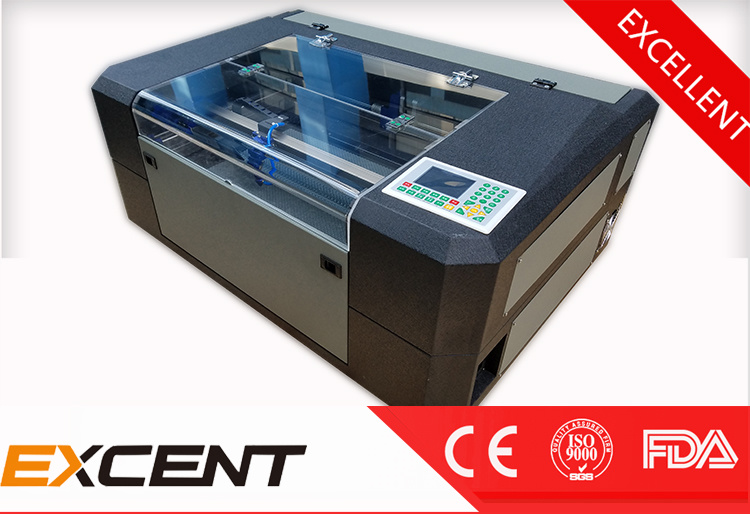 Small CO2 Laser Engraving and Cutting Machine