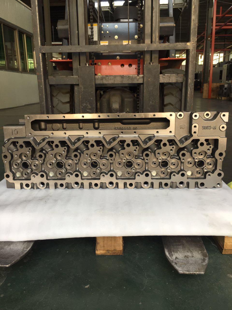 Cylinder Cap Cummins Engine Part for Isle