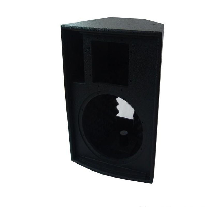 Wooden Enclosure for Professional Audio Loudspeaker
