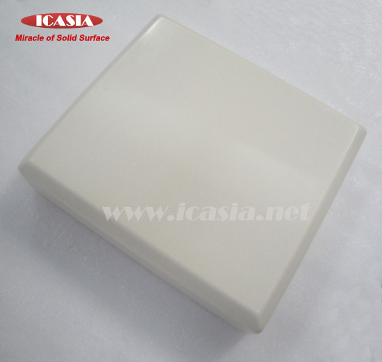 China Corian Acrylic Solid Surface Material for Countertop - China ...