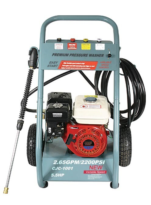 honda gx160 pressure washer manual