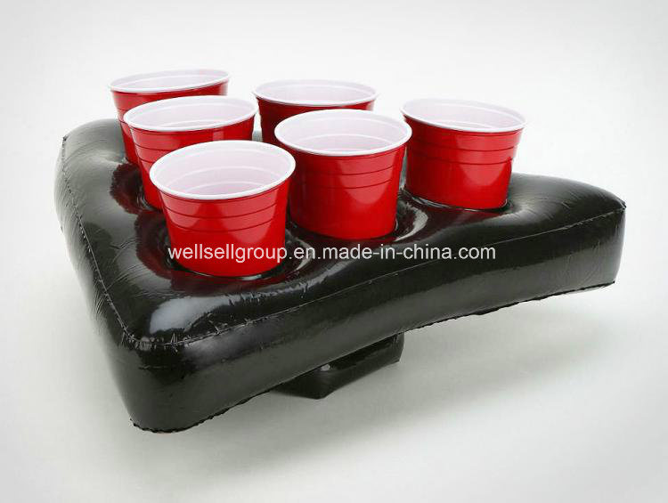 PVC Inflatable Beer Pong Hat (CPCQ-006)