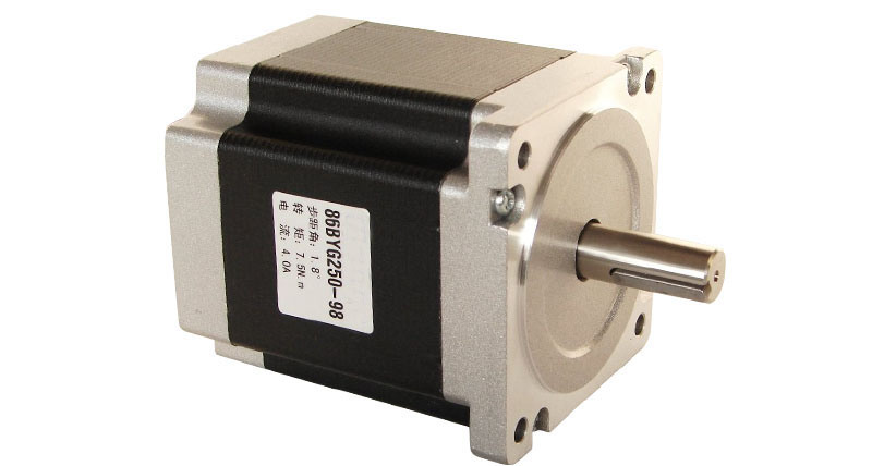 china three phase hybrid stepper motor 86byg350 98
