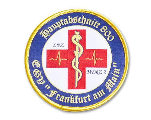 A06 Woven Badges