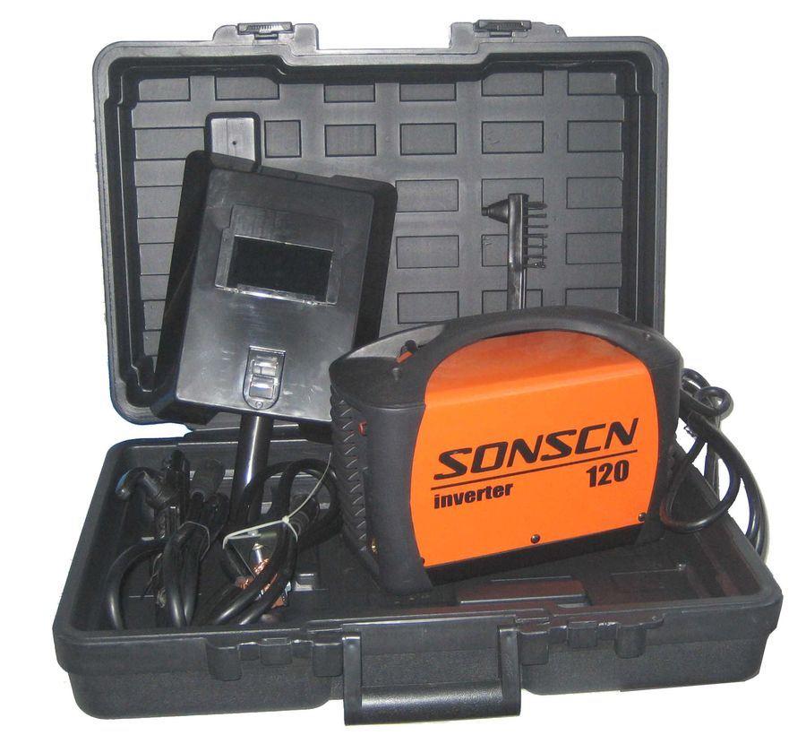 suitcase welding machine