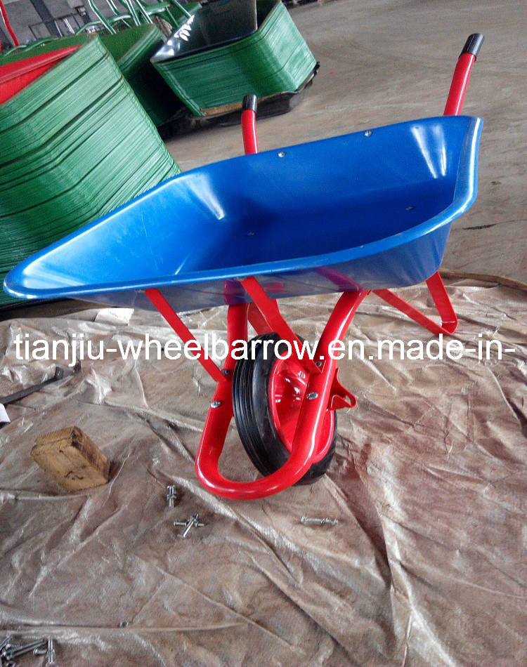 Plastic Tray Wheel Barrow Wb6201p