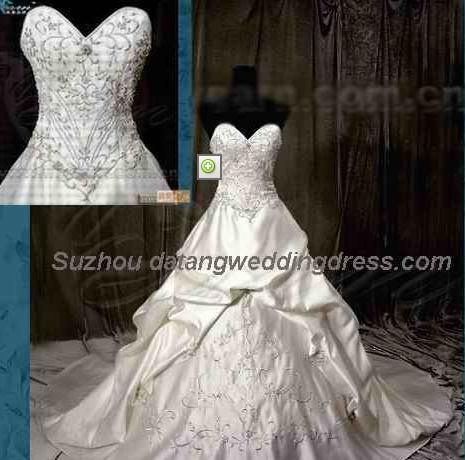 custom made wedding dresses - Wedding dresses 2013