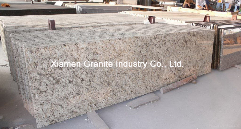 Granite Countertop (GC-04) - China Prefabricated Granite Countertop ...