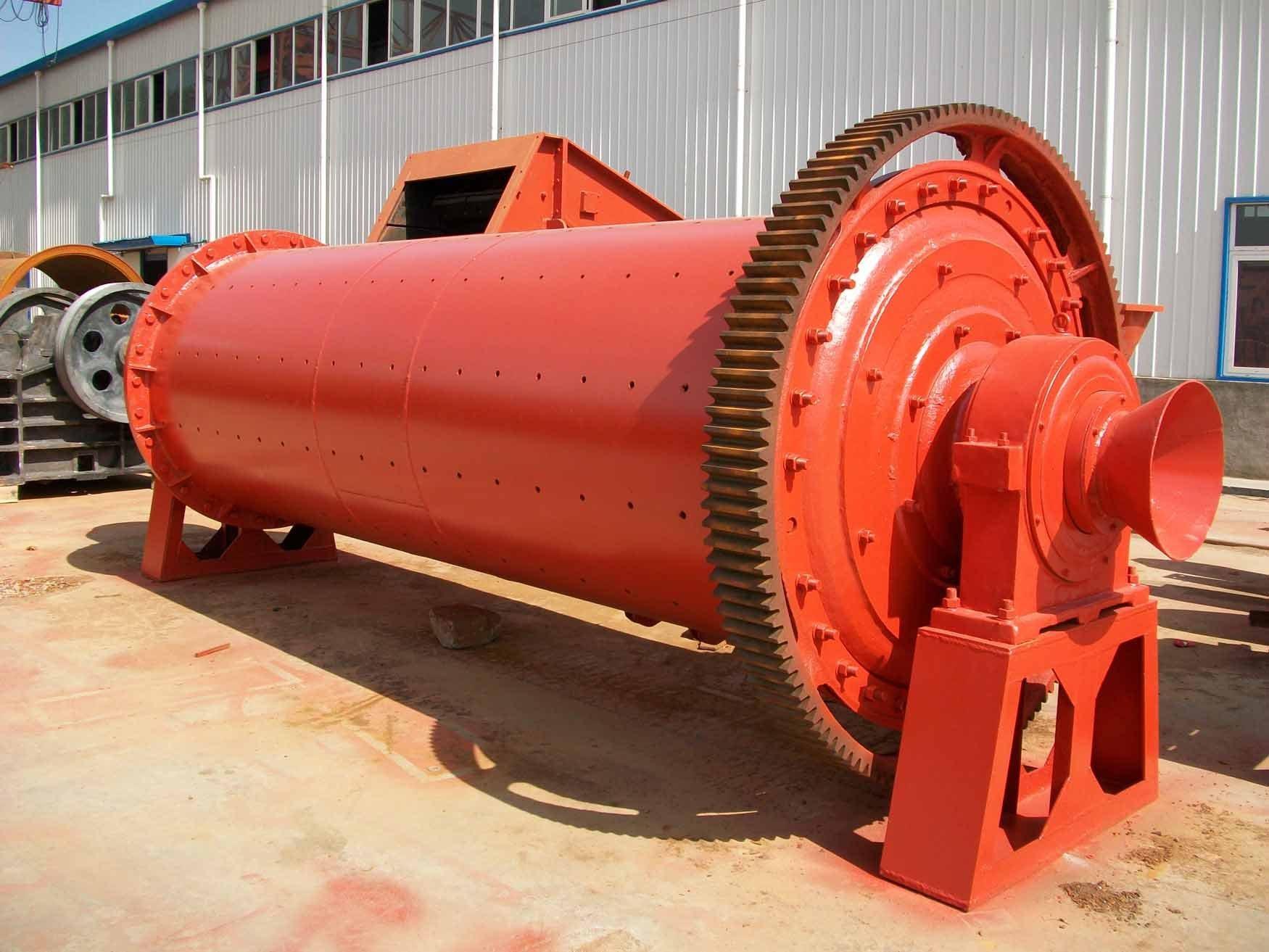 Cement Ball Mill : China cement ball mill wet