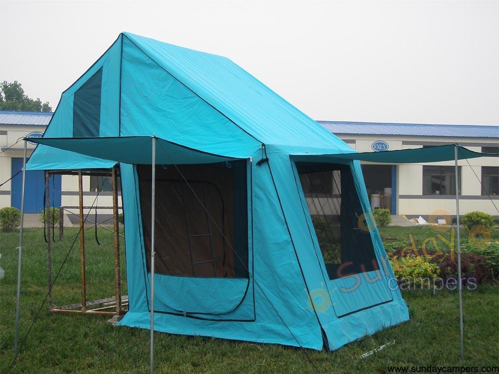 Roof Topper Tent (SRT02) Roof Top Tent