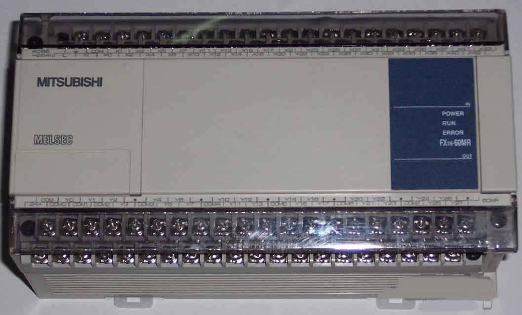 Plc Tutorial Plc Program Of Motor Control Circuit Youtube