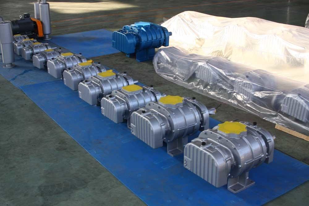 Tri-Lobe Roots Blower (NSRH) / Air Blower / Vacuum Pump