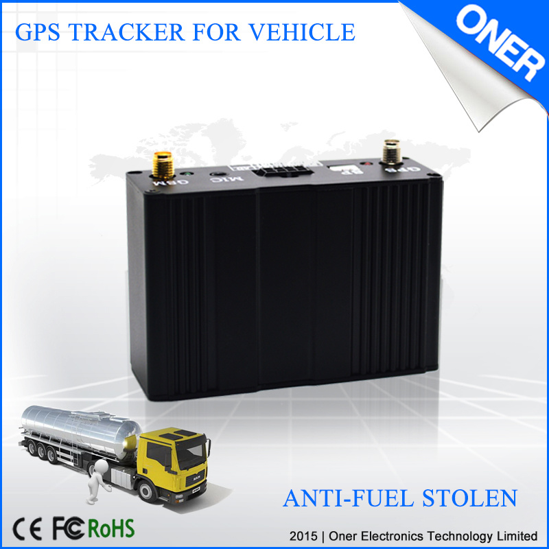 Vehicle GPS Tracker with Real Time Google Map Link