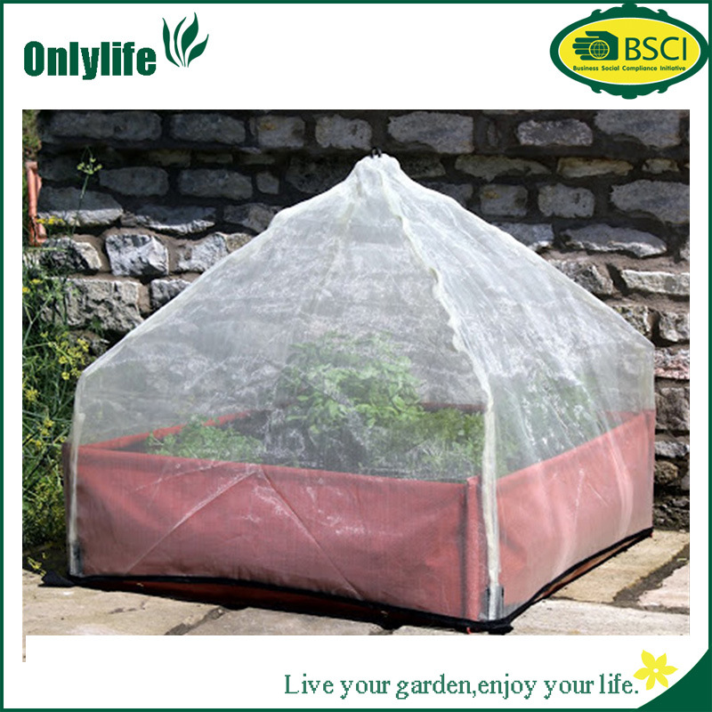 Onlylife Pop up Mini Tunnel Garden Greenhouse with Plastic/Film