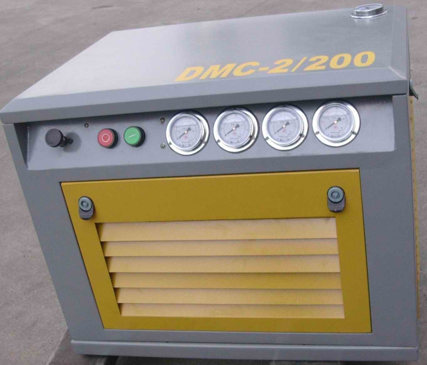 3600psi Home CNG Refueling Compressor