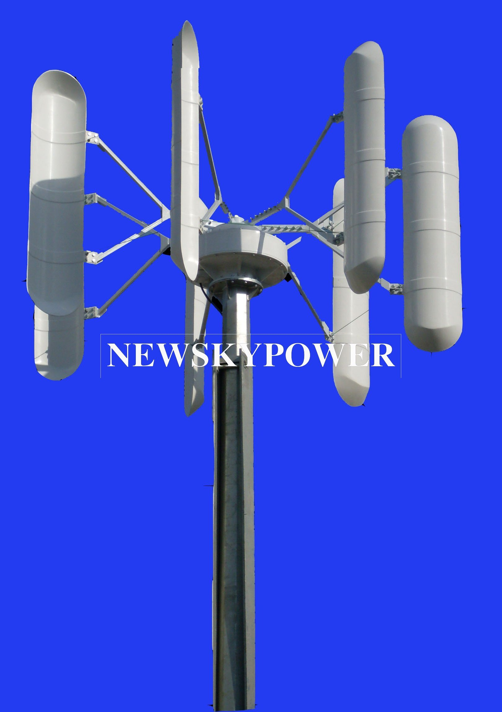 Wind Turbine System : News info homemade vertical axis wind turbine generator