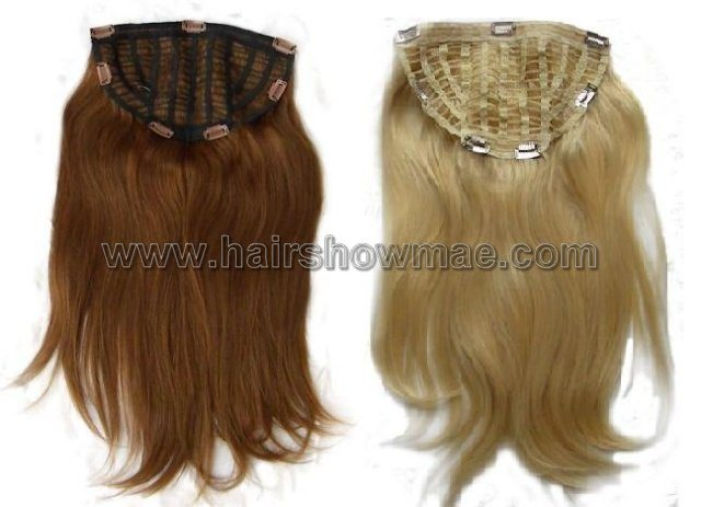 One Piece Hair Extensions Clip In Human Hair 37