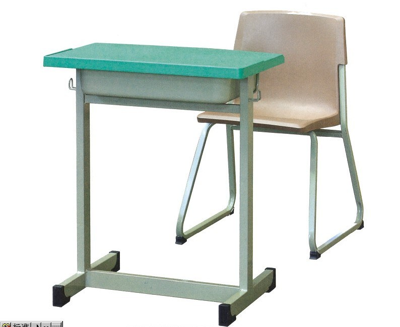 Student Desk China Student Desk&Chair Lecture Chair