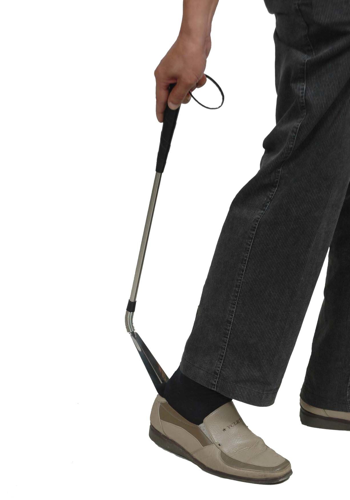 China long shoe horn china telescopic gadgets health care appliance