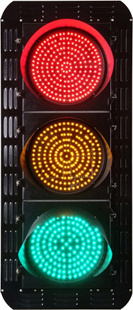 LED Traffic Signal Light (JD300-3-ZGSM-3)