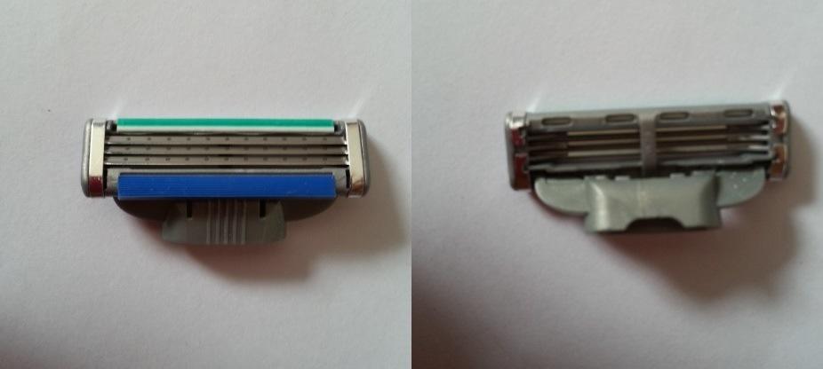 High Quality Shaving Razor Blade for Gillette Mach3 Turbo Blade