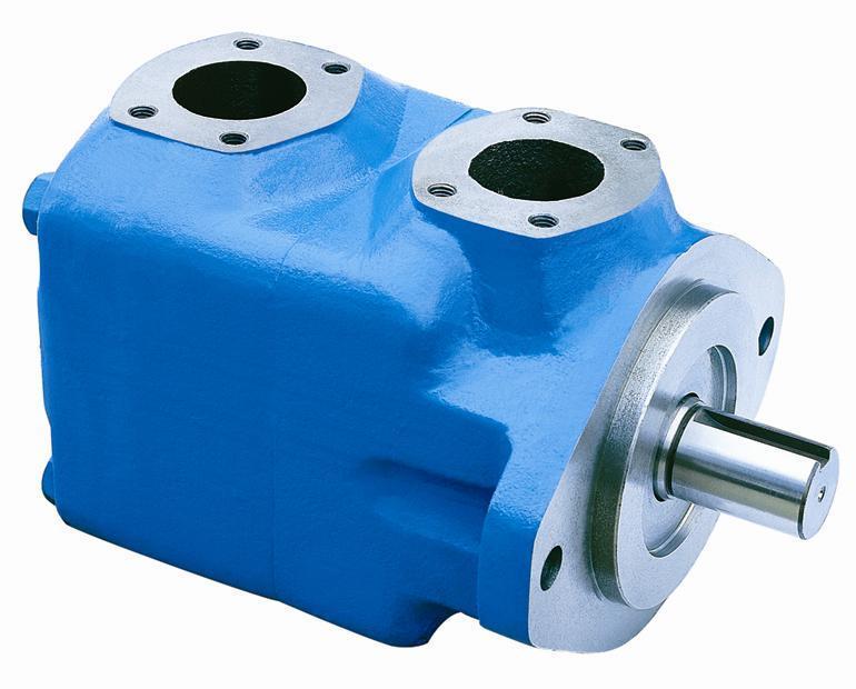 Vickers Hydraulic Vane Motor (25m-50m)
