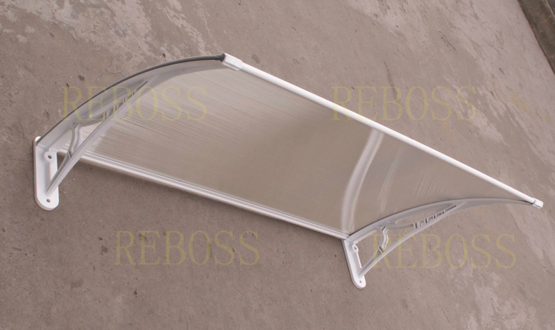Polycarbonate Awning/ Canopy / Blind/ Shed for Windows& Doors (H1200A-S)