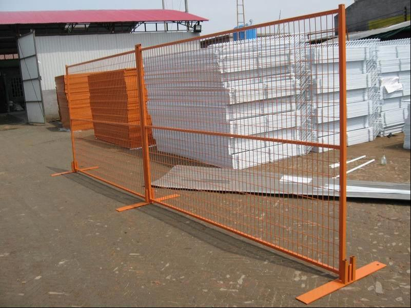 Portable Aluminum Fencing : Portable fence c china temporary fencing movable