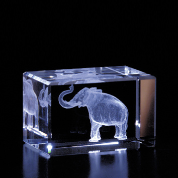 3D Laser Crystal Gifts | eHow.com