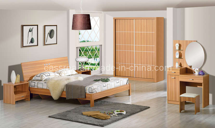 China Wood Bedroom Furniture 6611 China Bedroom Furniture Home