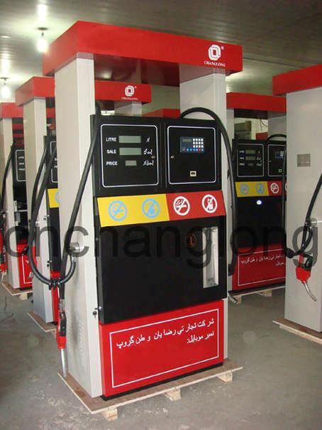 Fuel Dispenser (Rising Sun Common Series) (DJY-121A)