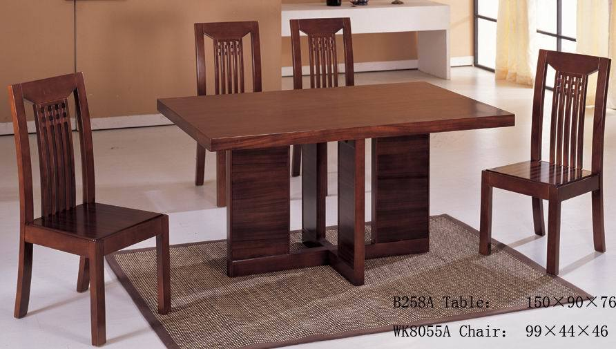 china fashion wood dining set china dining room