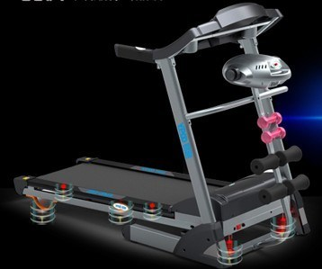 Patented Motorized Treadmill, Home Treadmill (UT-300)