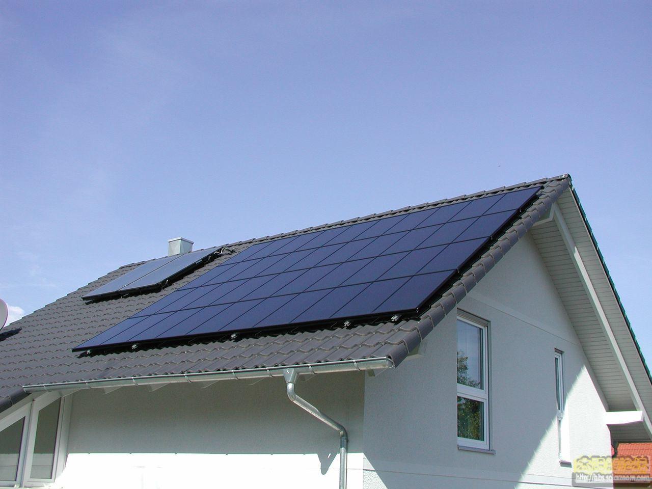china solar home system 1500w china solar home system solar renewable energy. Black Bedroom Furniture Sets. Home Design Ideas