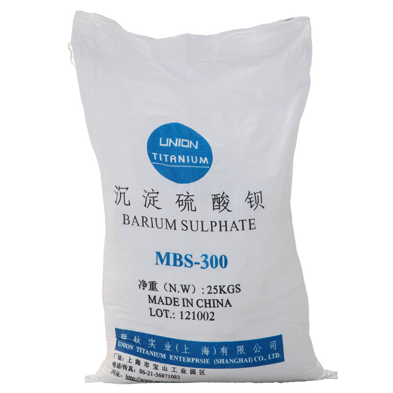Precipitated Barium Sulphate-Mbs-300-Best Price Baso4