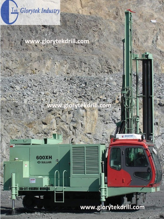 DXA165 Compressed Air Rock Drilling Machine