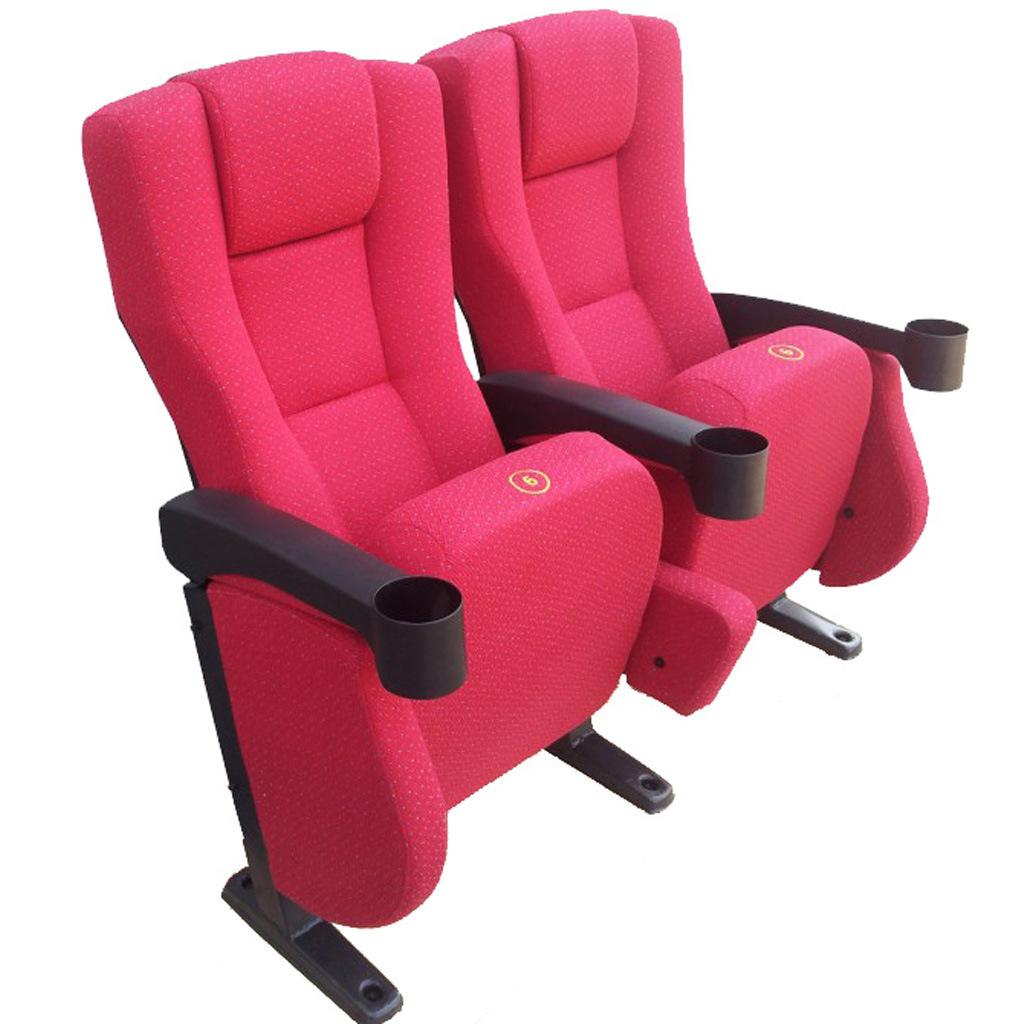China Movie Theater Seat Auditorium Seating Luxury Cinema Chair (EB02)