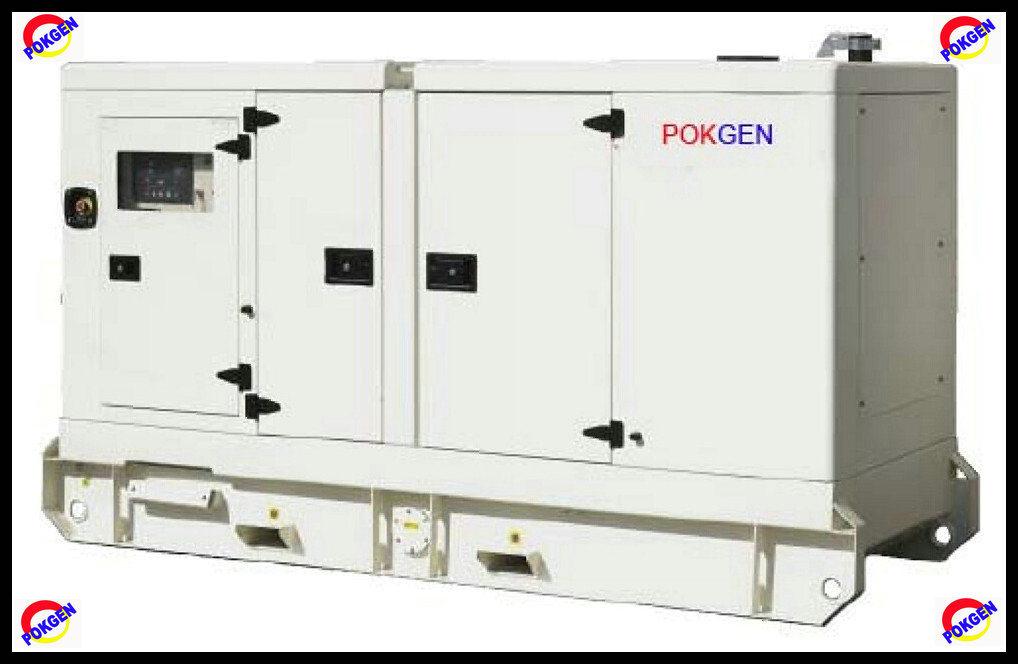 Silent Diesel Generator Set Powered by Deutz