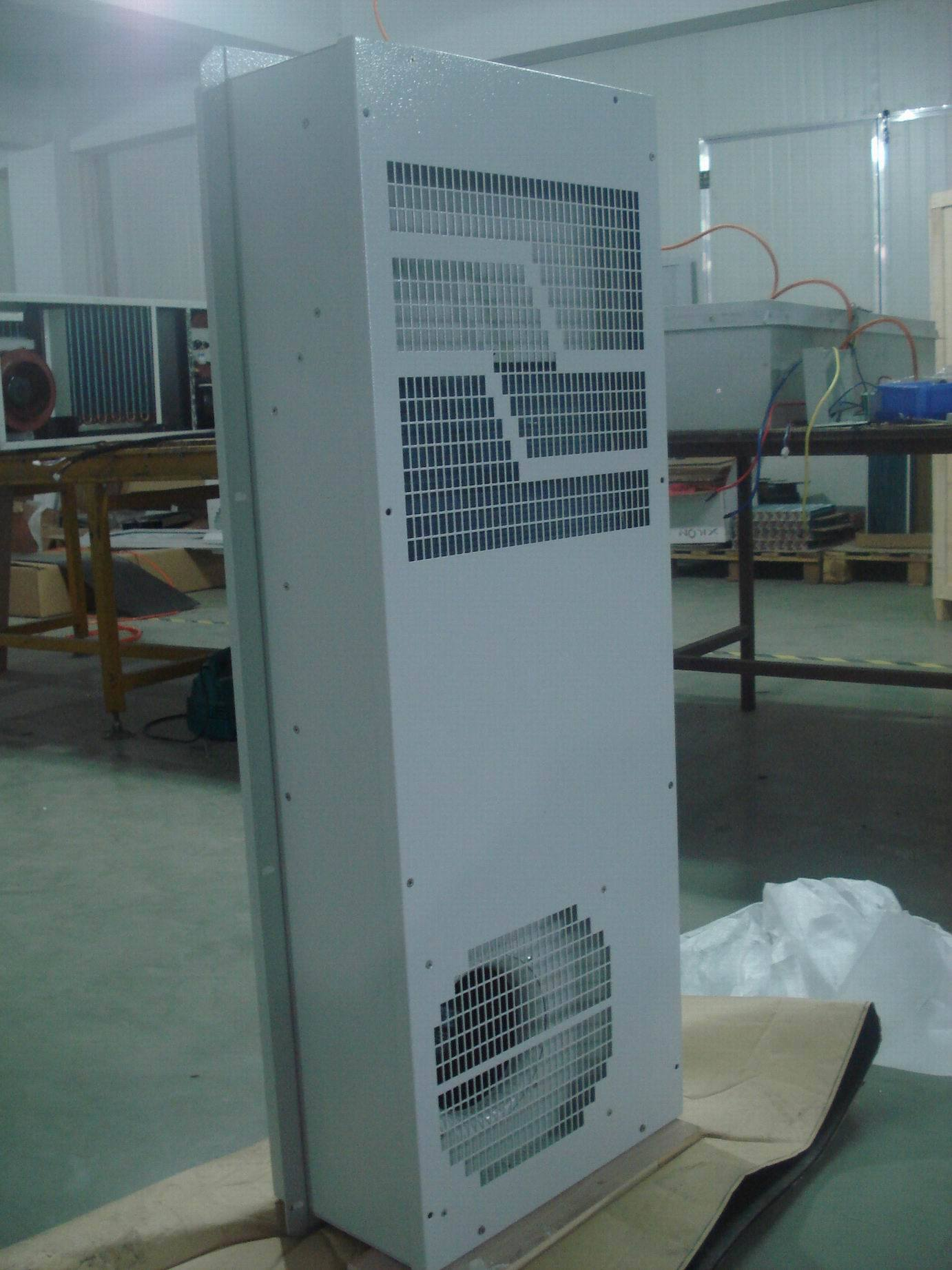 48V DC Powered Air Conditioner for Outdoor Cabinet 2000W