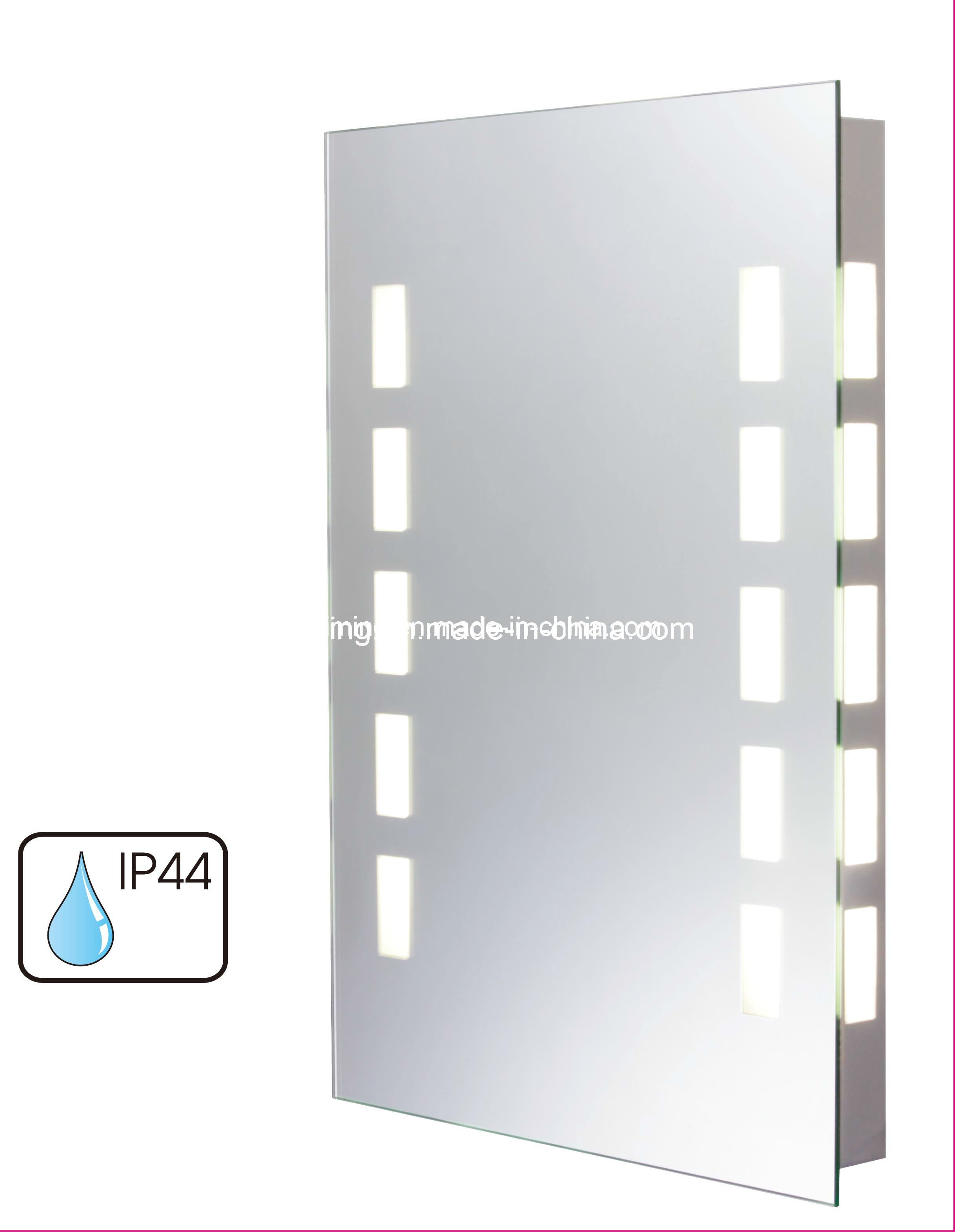 Miroir contre clair de salle de bains ce lumineux du - Produit contre moisissure salle de bain ...