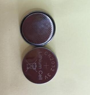 Non-Rechargeable Cr2032 3V 210mAh Lithium Button Cell Primary Dry Battery