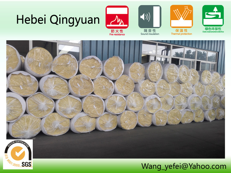 Glass Wool Roll for Roof Insulation (14k25)