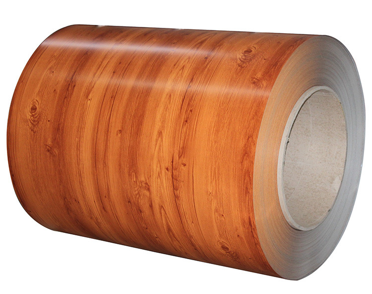 Prepainted Steel Coil PPGI with Ral Colors